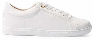 Topshop Cookie Lace-Up Sneakers