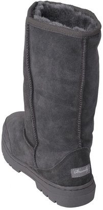 Brumby shearling lug sole boots - women