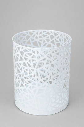 Urban Outfitters Geo Cutout Trashcan