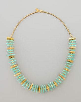Kate Spade Flat Bead Necklace, Mint