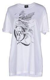 McQ by Alexander McQueen Short sleeve t-shirts