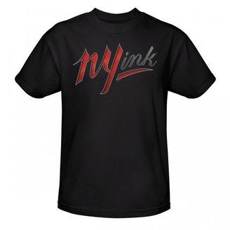 NY Ink Logo T-Shirt - Black
