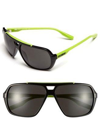 Nike 61mm Aviator Sunglasses