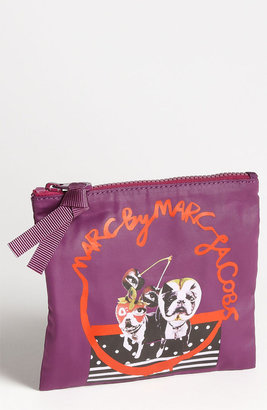Marc by Marc Jacobs 'Quentin Mash-Up - Shorty & Olive' Small Zip Pouch