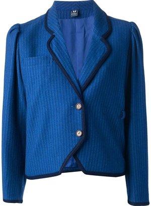 Ungaro Vintage buttoned blazer