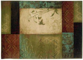 "Stylehaven henderson block floral rug - 1'10"" x 3'3"""