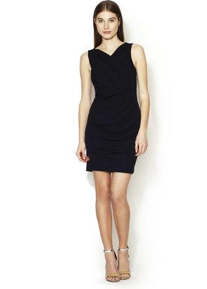 Cut25 Matte Jersey Draped Dress