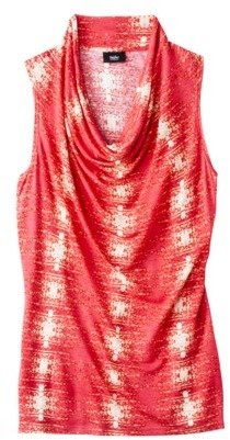 Mossimo Women's Cowl Tank - Assorted Prints