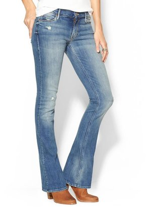 Mother The Runaway Skinny Flare Jean