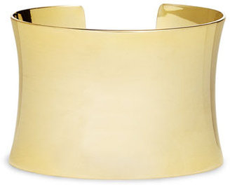 Nordstrom 'Super Shiny' Curved Cuff