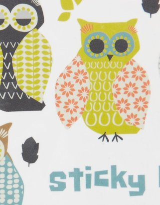 Asos Paperchase Owls Labels Book