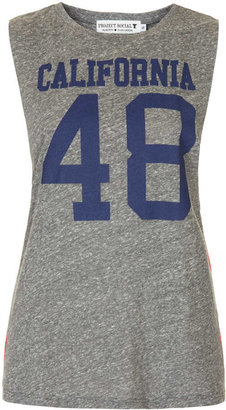 Topshop Cali Tank By Project Social T