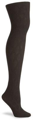 Hue diamond-textured control top tights buy 2 & save!