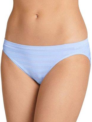 Jockey Comfies Striped Bikini Panty 1305
