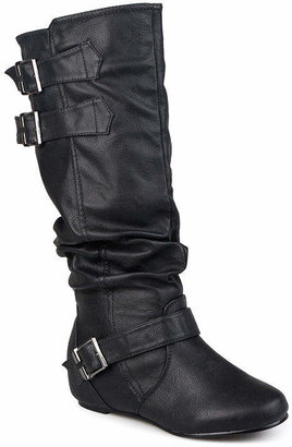 Journee Collection Tiffany Womens Slouch Riding Boots