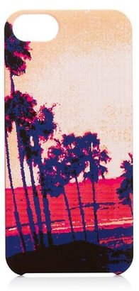 Juicy Couture Sunset Palms iPhone 5 Case