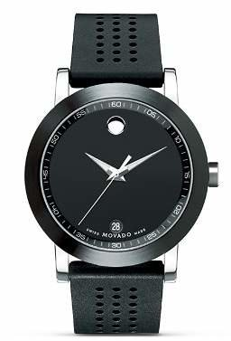 Movado Museum® Sport Stainless Steel Watch, 42 mm