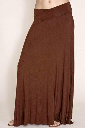 Rachel Pally Long Full Skirt in Cinnamon