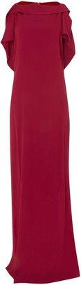 philosophy Sleeveless draped maxi dress