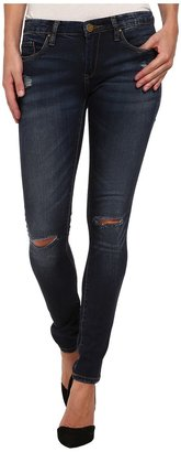 Blank NYC - Denim Blue Skinny w/ Rip Women's Jeans $88 thestylecure.com