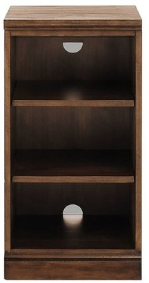 Pottery Barn Printer's Bookcase, Tuscan Chestnut