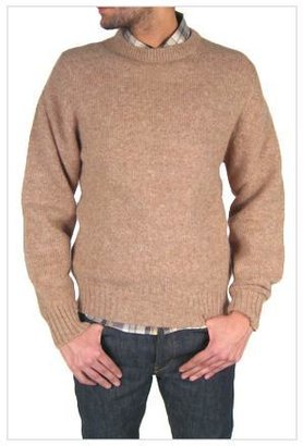 Goldyn ViNtAgE Members Only Pullover Wool Sweater in Camel