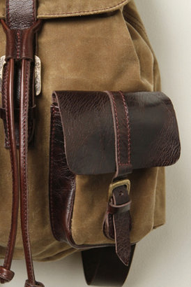 Free People Sandast Falcon Backpack
