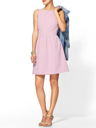 Marc by Marc Jacobs Tinley Road Cutout Back Fit and Flare Dress
