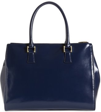 Brooks Brothers Calfskin Large Tote