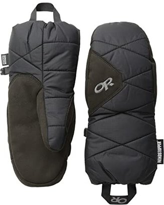 Outdoor Research Phosphor Mitts (Black) Extreme Cold Weather Gloves
