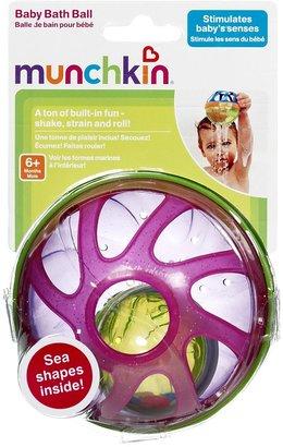 Munchkin Baby Bath Ball - Pink/Purple