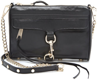 Rebecca Minkoff Mini MAC Bag $195 thestylecure.com