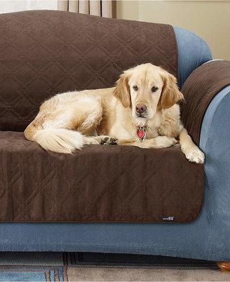 Sure Fit Pet Sofa Slipcover Throw