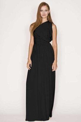 Rachel Pally Aphrodite Fame Dress in Black $258 thestylecure.com