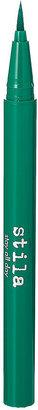 Stila Stay All Day Waterproof Liquid Eye Liner, Black 0.01 oz