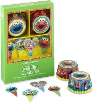 Williams-Sonoma Sesame StreetTM Cupcake Decorating Kit