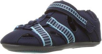 Robeez Baby-Boy's Sandal-Mini Shoez Crib Shoe