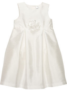 Carter's Woven Silky Cotton Sleeveless Dress