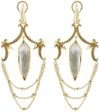 Stephen Webster Large Chandelier Earrings