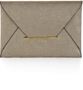 BCBGMAXAZRIA Harlow Signature Envelope Clutch