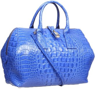 Furla Papermoon M Bauletto C/Tracolla (Ocean) - Bags and Luggage