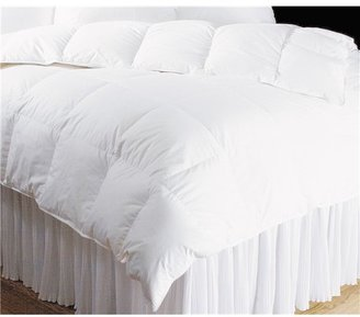 Hotel Collection DownTown VILLA Collection Year-Round White Goose Down Comforter - Super Queen, 650+ Fill Power