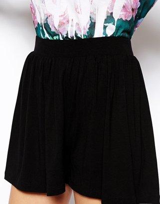 Asos 2 Pack Culotte Shorts