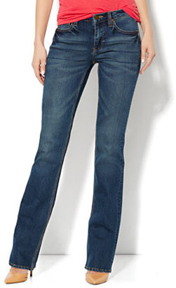 New York & Co. Bootcut Curvy Jean - Vintage Shore Wash - Tall