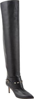 Valentino Rockstud Over-the-Knee Boots