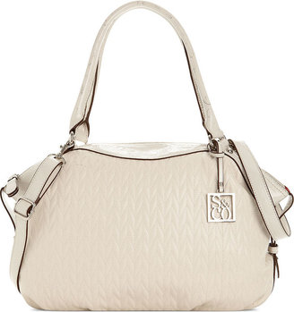 Style&Co. Handbag, Quilted Satchel