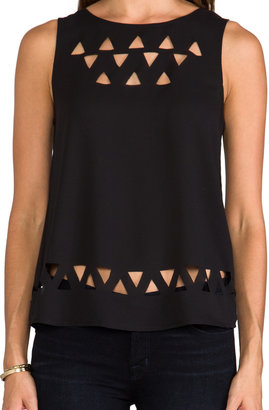 BB Dakota Davis Laser Cut CDC Tank