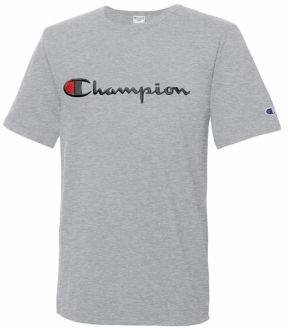 ec6cddcb6 Champion Grey Fitted Tops For Men - ShopStyle Canada
