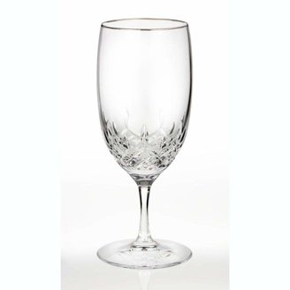 Waterford Lismore Essence Platinum Iced Beverage Glass