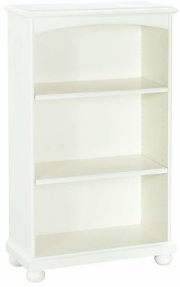 Pottery Barn Kids Catalina 3-Shelf Bookcase, Simply White